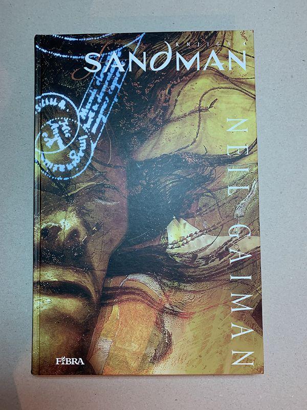 Sandman 4 (Fibra)