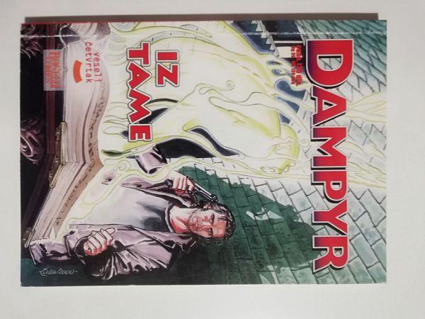Dampyr 8 - Iz tame (Veseli četvrtak)