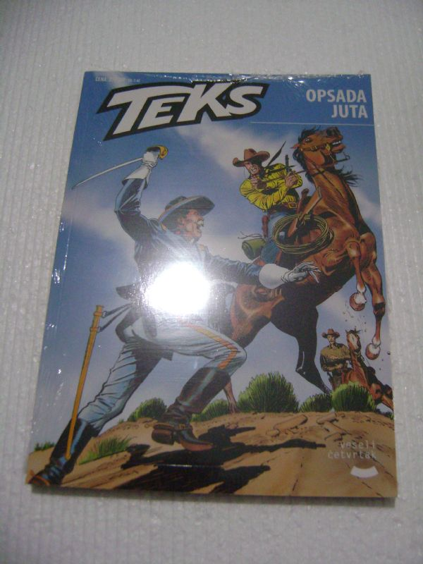 TEX 71 - OPSADA JUTA - VESELI ČETVRTAK
