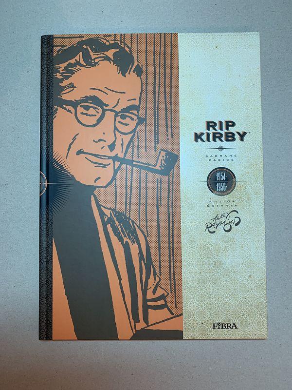 Rip Kirby 4 (Fibra)