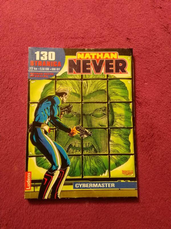 Nathan Never Ludens Specijal - br. 1 - Cybermaster
