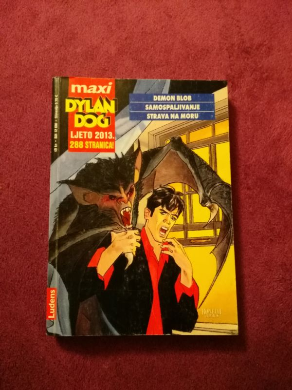 Dylan Dog Ludens Maxi br. 8