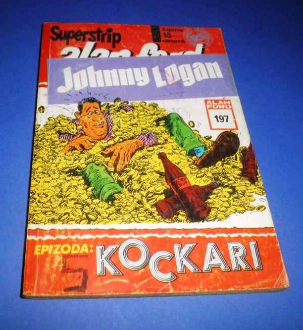 Johnny Logan SSB 5