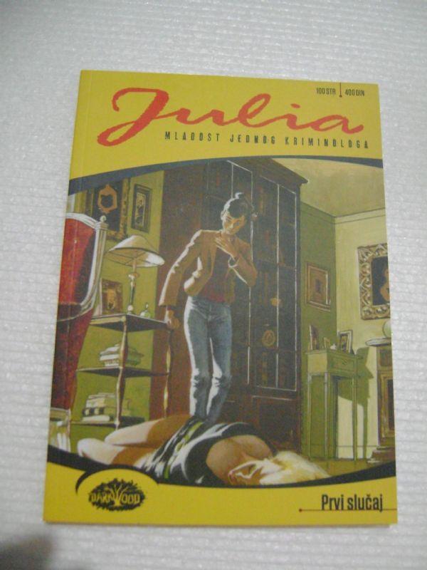 JULIA SPECIJAL 2 - DARKWOOD