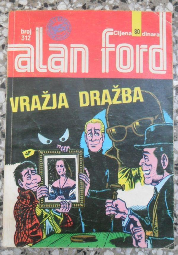 Alan Ford SS 312 - Vražja dražba