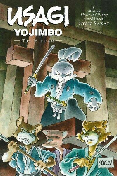 Usagi Yojimbo volume 33 - The Hidden TPB