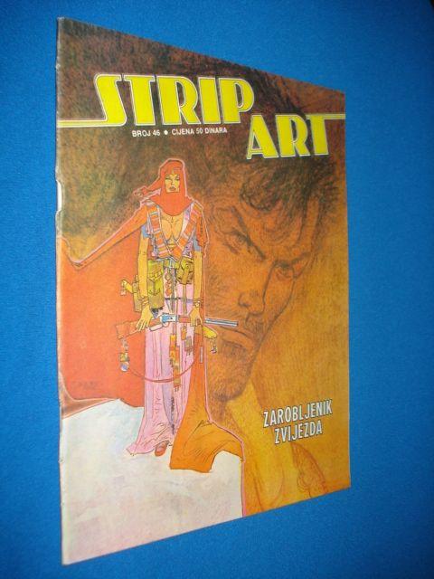 STRIP ART br. 46