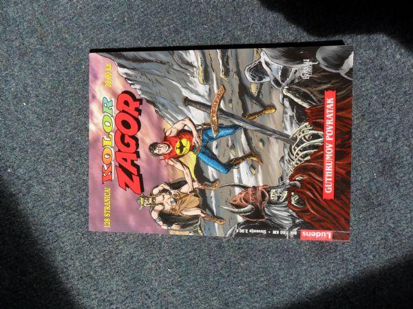 Zagor Ludens kolor 1 - Svi Bonelli stripovi po 1 kn!