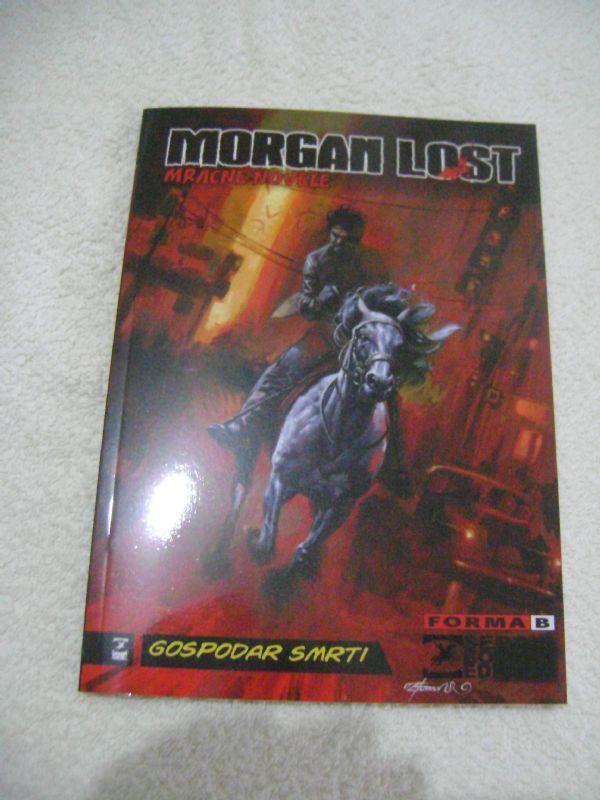MORGAN LOST 26 - FORMA B