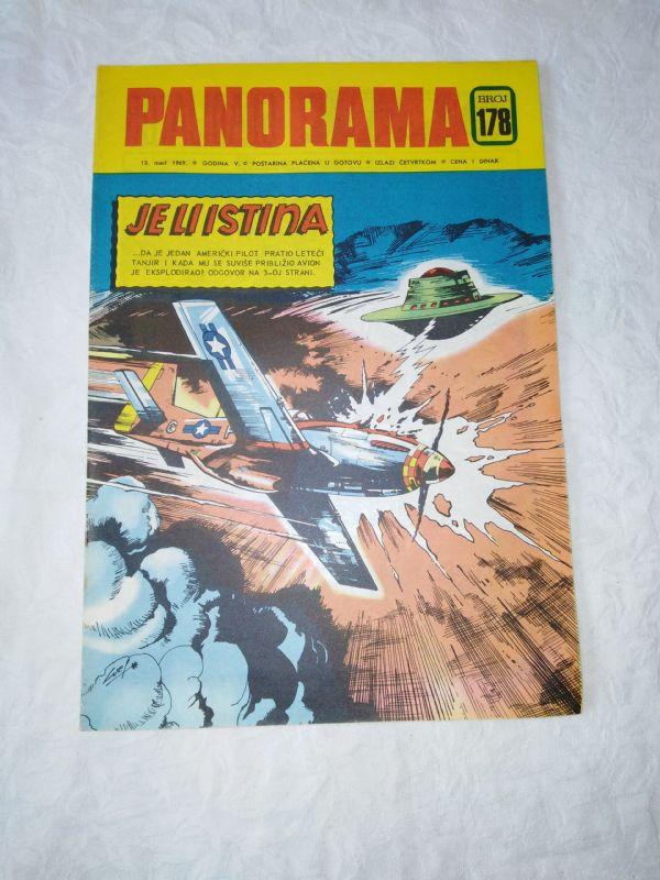 PANORAMA  br. 178