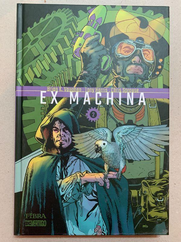 Ex machina 2 (Fibra)