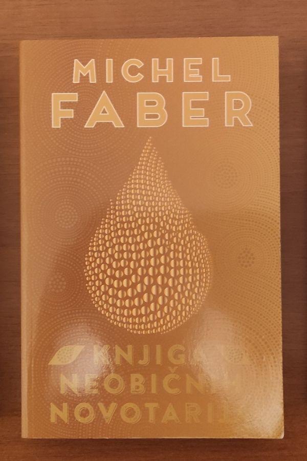Knjiga neobičnih novotarija - M.Faber