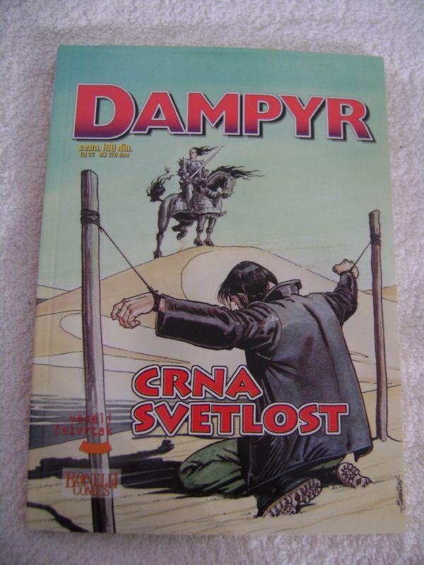 DAMPYR 19 - CRNA SVETLOST - VESELI ČETVRTAK