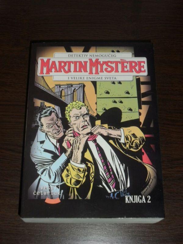 Martin Mystere Veseli četvrtak knjiga br. 2 (5)