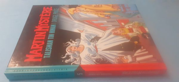 SUPER BOOK 5. - MARTIN MYSTERE: TALISMAN TIN HINAN I DRUGE PRIČE