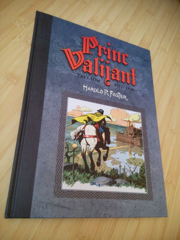 Princ Valijant br.1