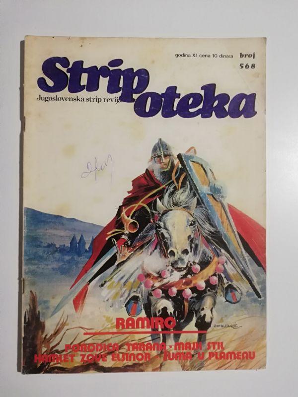 Stripoteka 568 (Marketprint)