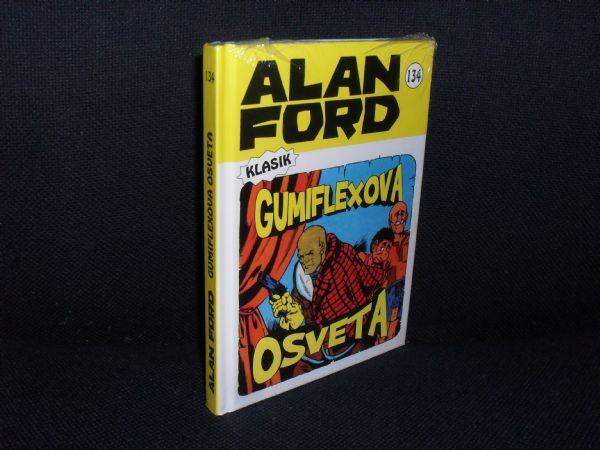 ALAN FORD KLASIK HC br. 134 GUMIFLEXOVA OSVETA (glanc)