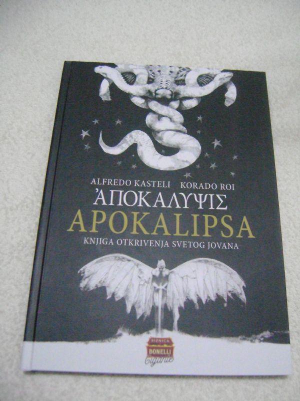 APOKALIPSA - ČAROBNA KNJIGA