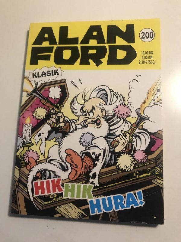 ALAN FORD Klasik # 200