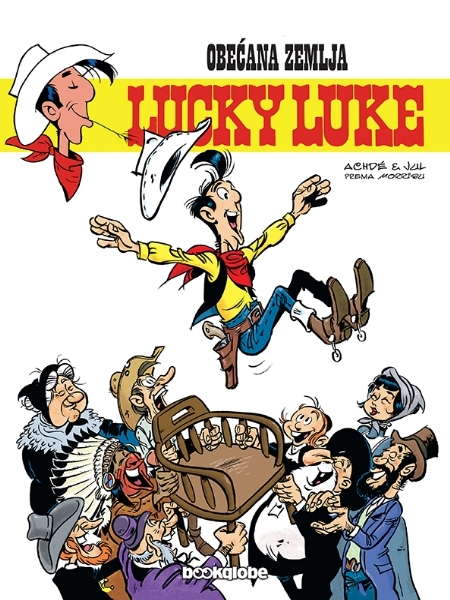 LUCKY LUKE br. 33 (Strip album HC)