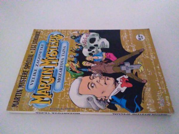 Martin Mystere specijal 3 - Mozartova tajna (Ludens)