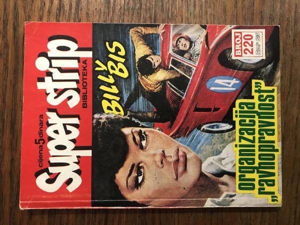 SUPER STRIP 220. BILLY BIS  BR. 14.