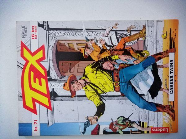 Tex 71 - Careva tajna (Ludens)
