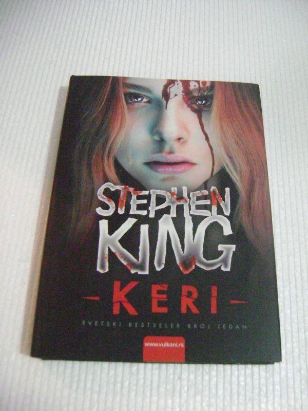 KERI - STEPHEN KING - VULKAN