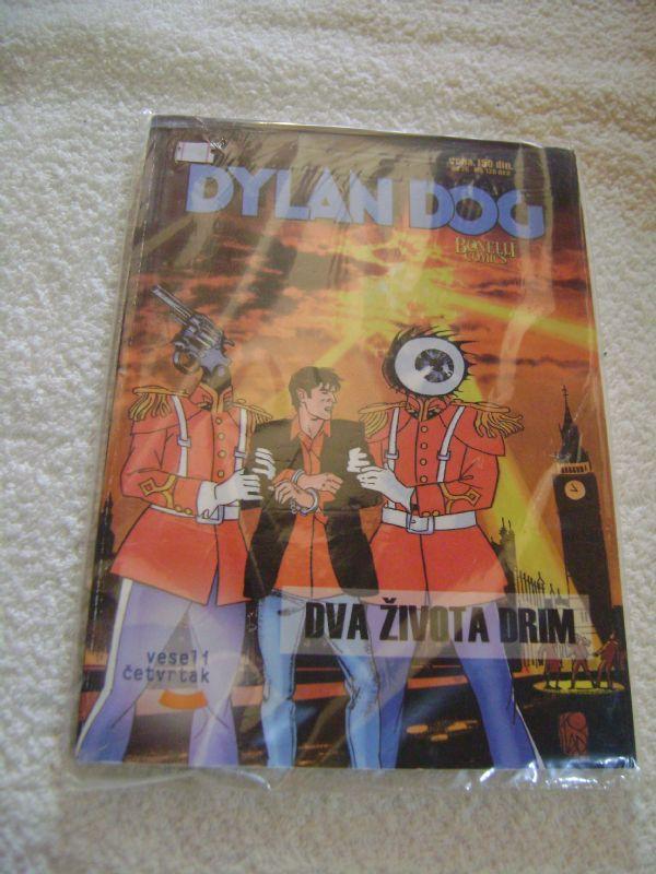 DYLAN DOG 14 - DVA ŽIVOTA DRIM - VESELI ČETVRTAK