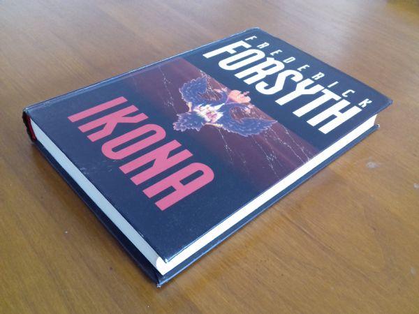 Ikona - Frederick Forsyth