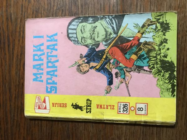 ZSS - MARK BR.326. MARK I SPARTAK