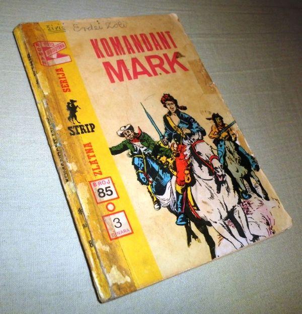 ZS 85: Komandant Mark