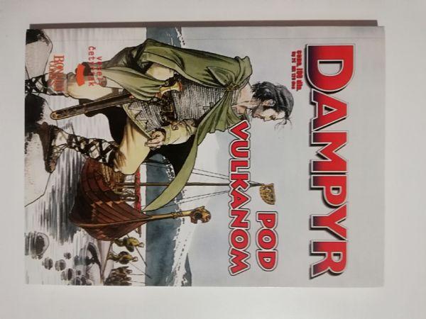 Dampyr 33 - Pod vulkanom (Veseli Četvrtak)