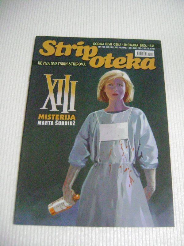 STRIPOTEKA 1131