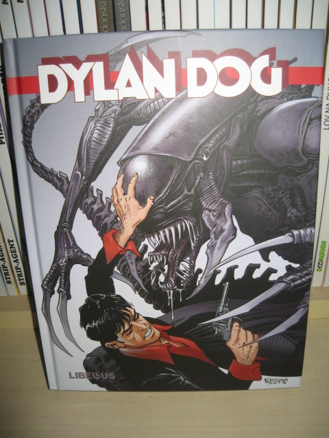 DYLAN DOG Libellus 16