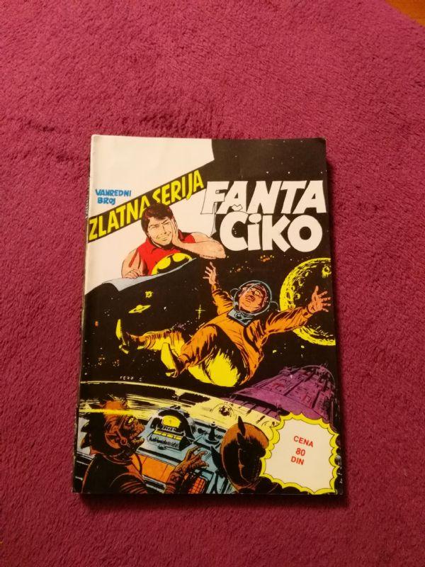 Zagor - Vanredni broj ZS br. 4-Fanta Čiko