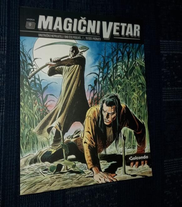 Magični Vetar Golconda Knjiga 9 Unutrašnji neprijatelj