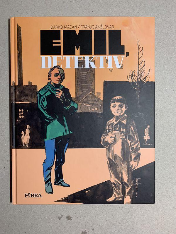 Orka 38: Emil, detektiv (Fibra)