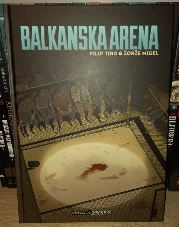 Balkan Arena Golconda HC