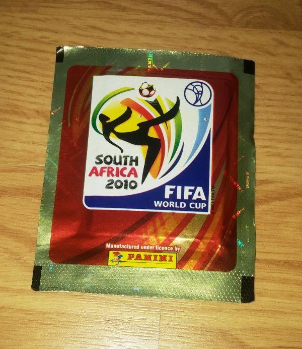 Panini - South Africa 2010