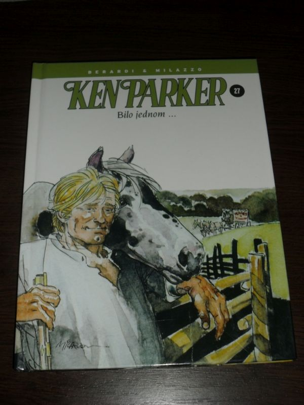 Ken Parker Libellus br. 27 Bilo jednom... (-5)