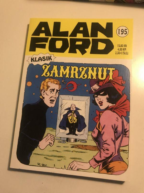 ALAN FORD Klasik # 195
