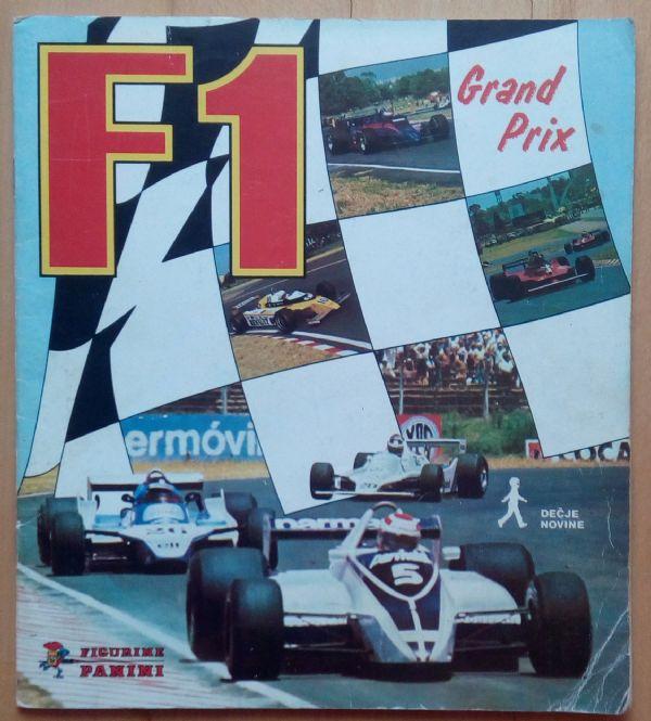 Album F1 Grand Prix