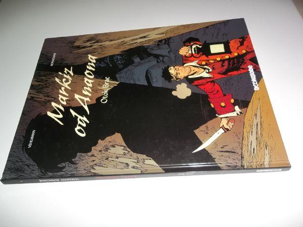 BOOKGLOBE -MARKIZ OD ANAONA-veliki format u boji