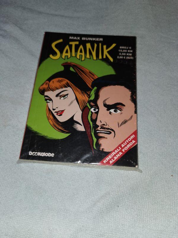Satanik br 6