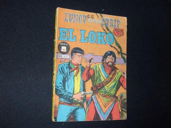 LMS br. 596 El Loko (-5)