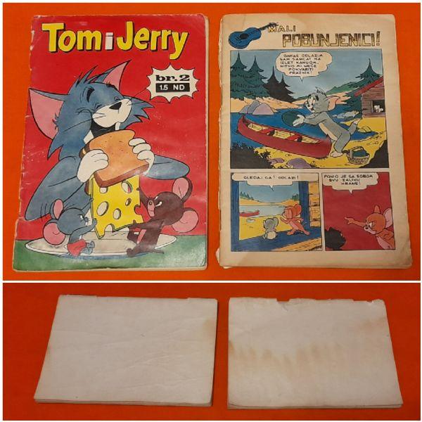 TOM I JERRY  1 i 2  (Zagreb 1968.)