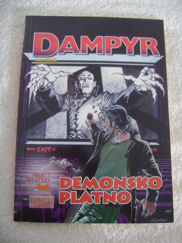 DAMPYR 18 - DEMONSKO PLATNO - VESELI ČETVRTAK