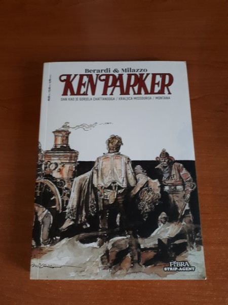 Ken Parker br. 8